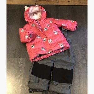 Baby Snowsuit/ habit de neige pour bebe